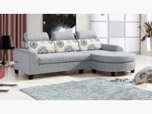[全新] 德克斯L型布沙發組特價15900L型沙發全新