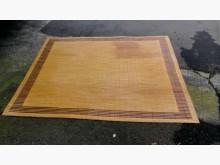 五尺雙人竹蓆草蓆/保潔墊無破損有使用痕跡