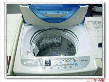 [9成新] 東元10公斤~商家拆洗內槽洗衣機無破損有使用痕跡