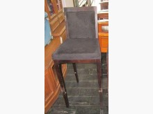 三合搬家物流(實木絨布面高腳椅)其它桌椅有輕微破損