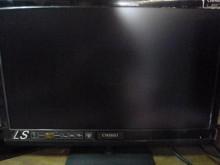 [8成新] 李太太奇美24吋液晶色彩鮮艷電視有輕微破損