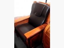 [全新] 頭枕型咖啡色皮椅墊 滿7片免運費木製沙發全新