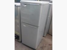 [8成新] 小雙門 中型冰箱冰箱有輕微破損