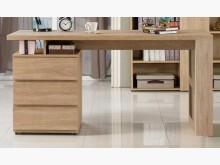 [全新] 2001817-3橡木紋電腦桌電腦桌/椅全新