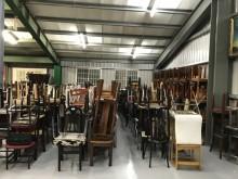 [8成新] 宏品中古傢俱 *各式2手餐桌椅其它桌椅有輕微破損