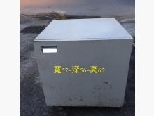 [8成新] 超堅固的鐵櫃收納櫃有輕微破損