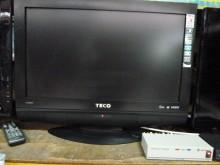 [8成新] 各品牌尺吋液晶色彩鮮艷畫質佳電視有輕微破損