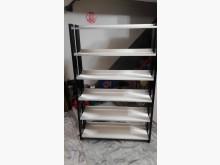 [全新] 再生傢俱~實木黑白色書櫃書櫃/書架全新