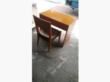 [8成新] 樂居B1009AJJF 二抽書桌書桌/椅有輕微破損