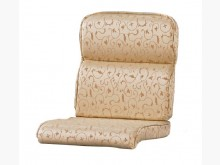 [全新] 牽牛花緹花布雙凸椅墊 滿7片免運木製沙發全新