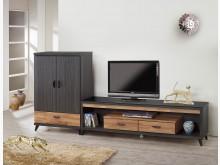 [全新] 雷諾8.5尺L型電視櫃11900電視櫃全新