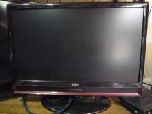 [8成新] 李太太~聲寶24吋液晶色彩鮮艷電視有輕微破損