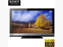 [8成新] 新力52吋LED日本原裝可上網電視有輕微破損