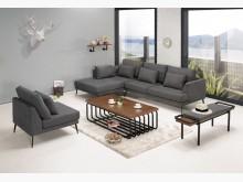 [全新] 尼爾森L型沙發L型沙發全新
