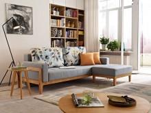 [全新] 黛莉雅L型沙發床沙發床全新