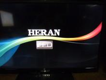 [8成新] 李太太~禾聯28吋LED色彩鮮艷電視有輕微破損