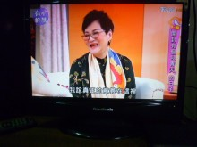[8成新] 李太太禾聯22吋液晶色彩鮮艷電視有輕微破損