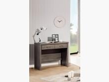 [全新] 亞瑟鋼刷3尺雙抽書桌特價4100書桌/椅全新