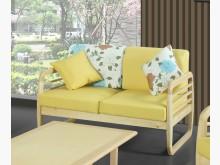 [全新] 肯特本色實木雙人椅雙人沙發全新