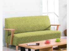 [全新] 維也納本色綠皮三人沙發雙人沙發全新