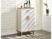 [全新] 維尼2尺白木紋單抽鞋櫃鞋櫃全新