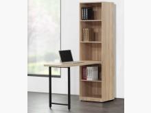 [全新] 哈佛4尺L型梧桐鐵腳書桌櫃書桌/椅全新