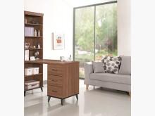 [全新] 麥納得淺胡桃2呎L型櫃桌8500書桌/椅全新