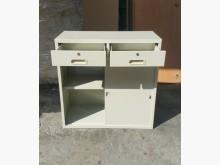 [8成新] 樂居C1229BJC二抽文件櫃辦公櫥櫃有輕微破損
