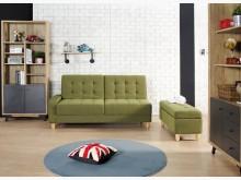 [全新] 布拉克置物功能沙發床沙發床全新