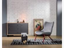 [全新] 班尼克休閒主人椅單人沙發全新