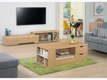 [全新] 瑪德琳5.6尺伸縮電視櫃電視櫃全新