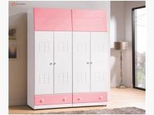 [全新] 粉紅童話5尺衣櫃$21600衣櫃/衣櫥全新