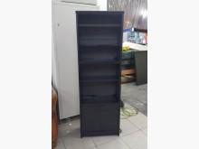 [8成新] A0111AJE 黑色六層書櫃書櫃/書架有輕微破損