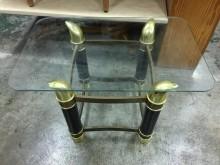 非凡二手家具 造型玻璃 大茶几茶几無破損有使用痕跡