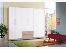[全新] 潔絲7.5尺衣櫃特價$21800衣櫃/衣櫥全新