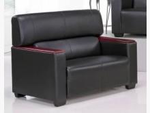 [全新] 902型透氣皮雙人沙發 桃園免運雙人沙發全新