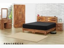 [全新] 時尚傢俱-A全新}田園風5尺床組雙人床架全新