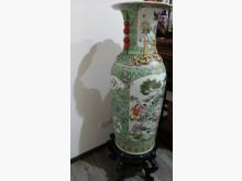 [95成新] 客廳擺飾高136m百子大花瓶一對收藏擺飾近乎全新