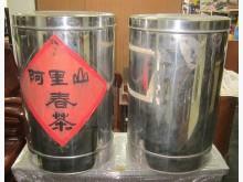 三合二手物流(白鐵茶葉桶)其它家具無破損有使用痕跡