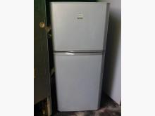 [9成新] 東芝雙門冰箱120-350升冰箱無破損有使用痕跡