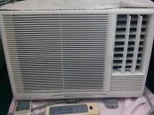[9成新] 國際冷氣4-18坪窗型冷氣無破損有使用痕跡