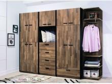 [全新] 科隆8.5尺組合衣櫃衣櫃/衣櫥全新