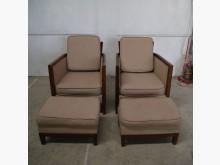 二手家具量販/豐原店/單人公婆椅單人沙發有輕微破損