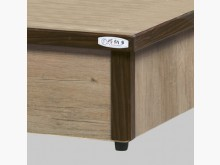 [全新] 5尺優質仿古色灰橡床底$5300雙人床架全新
