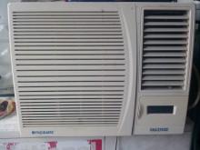 [9成新] 國際4坪-15坪冷氣機半年保固窗型冷氣無破損有使用痕跡