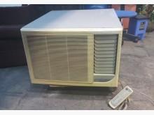 [7成新及以下] i410aj 聲寶窗型冷氣窗型冷氣有明顯破損