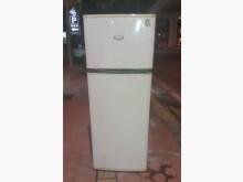 [7成新及以下] Q410CJE 聲寶雙門冰箱冰箱有明顯破損