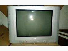 [7成新及以下] 20吋 電視 功能正常 + 搖控電視有明顯破損