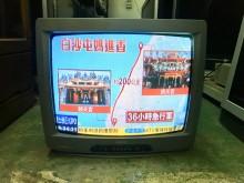 非凡二手家具 東元20吋傳統電視電視有輕微破損