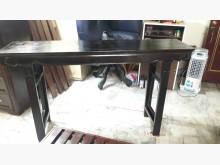 [9成新] 九成新老樹木玄關桌.4千免運桌子無破損有使用痕跡